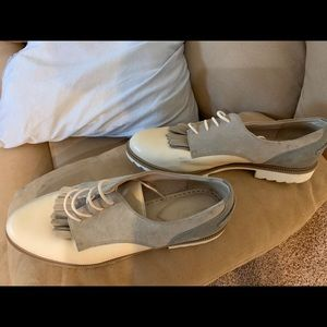Clark's Griffen Mabel size 9.5 Nude Blush